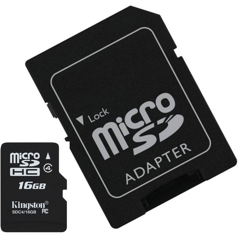 Memorias >> Adaptador MicroSD a SD