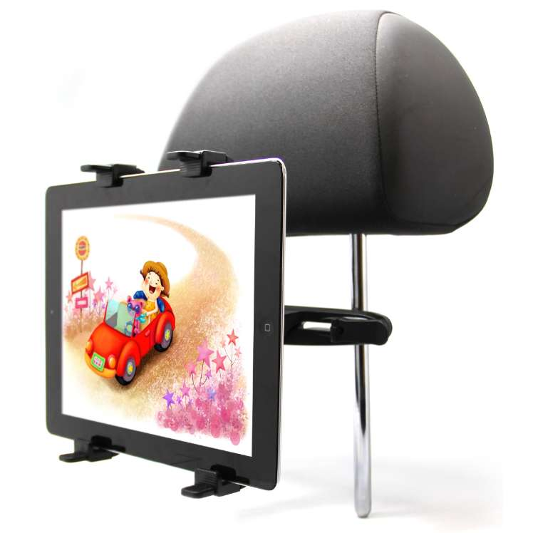 Soporte reposacabezas coche universal tablets hasta 10 1 - Soporte para tablet ...