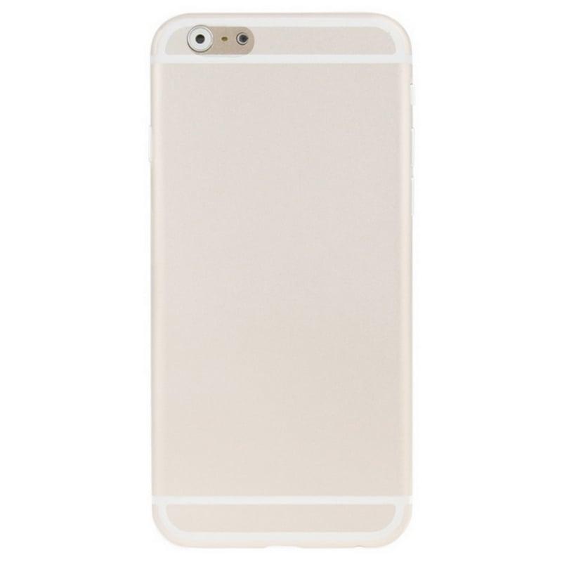 Funda Tpu Transparente Super Slim Para Iphone 6 Plus