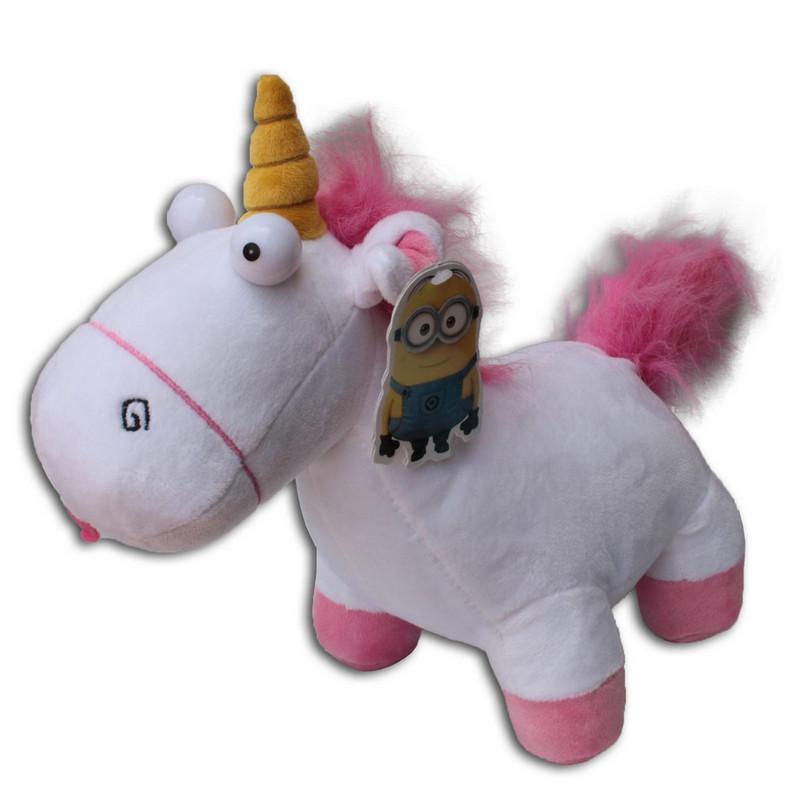 Amigurumi Unicornio Mi Villano Favorito : Peluche Unicornio Gru Mi Villano Favorito 28cm PcComponentes