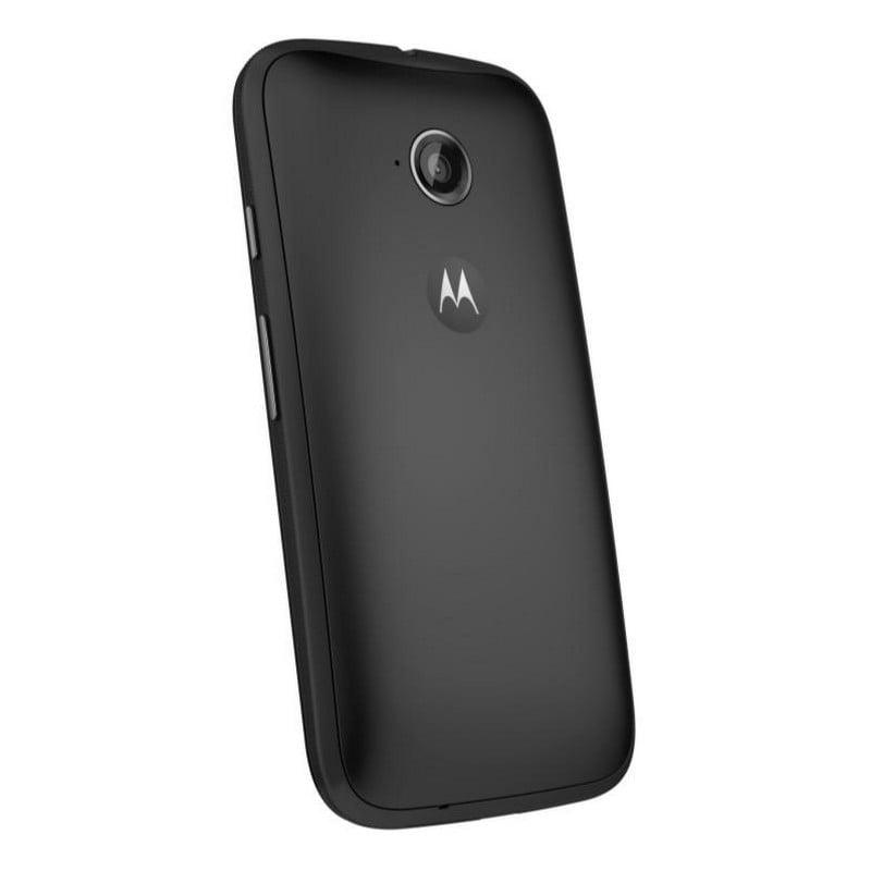 Motorola Moto E 4g Negro Libre Pccomponentes