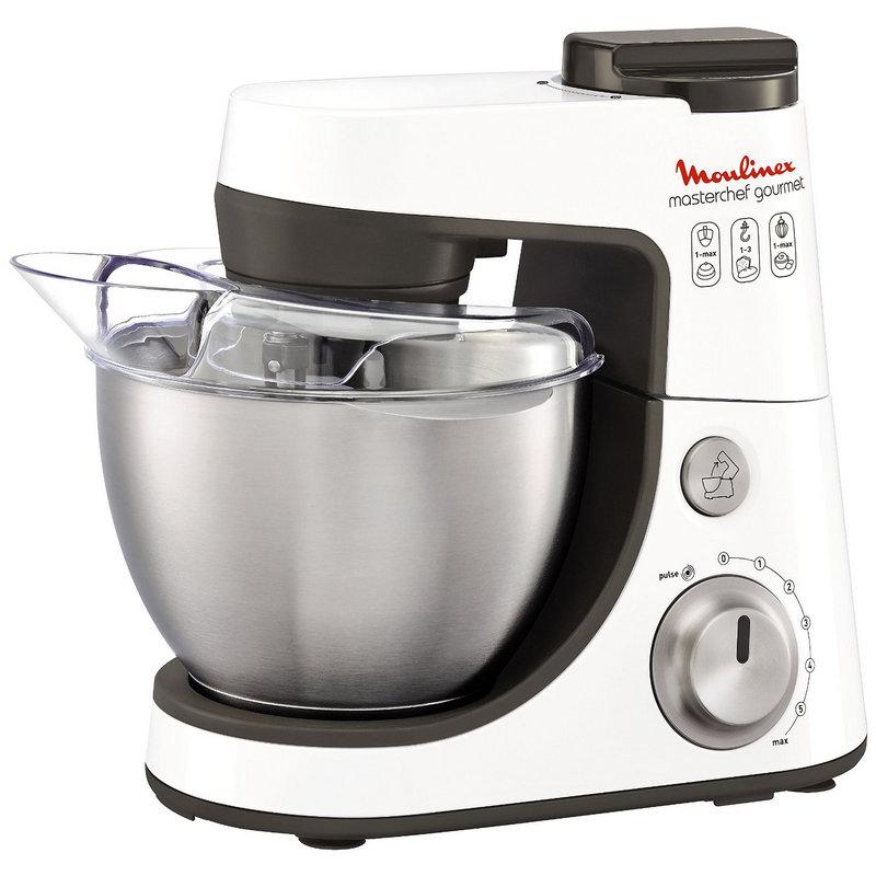 Moulinex masterchef gourmet silver pccomponentes - Robot de cocina mejor valorado ...