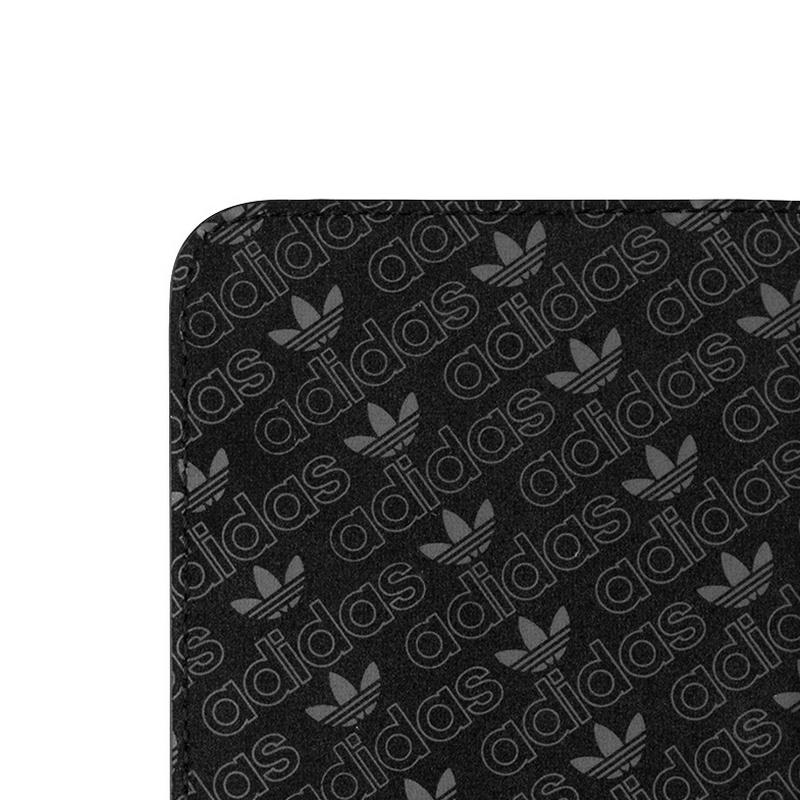 Adidas Funda Booklet Negra Para Iphone 6 6s Plus