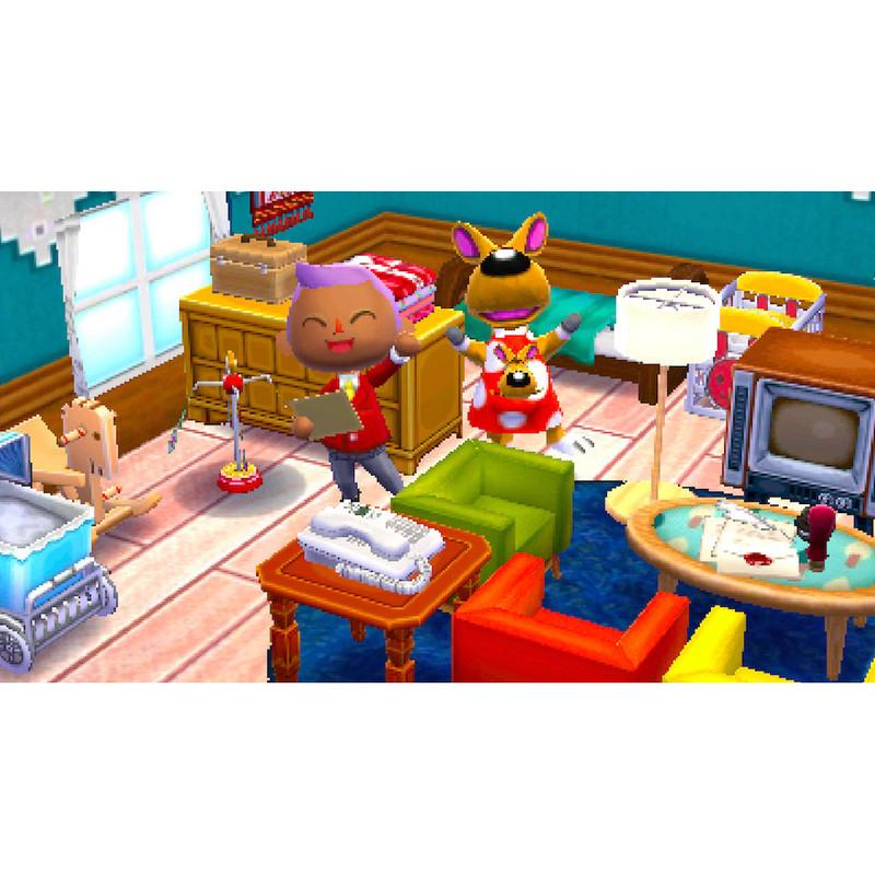Nintendo 3ds Xl New Blanca Animal Crossing Happy Home Designer