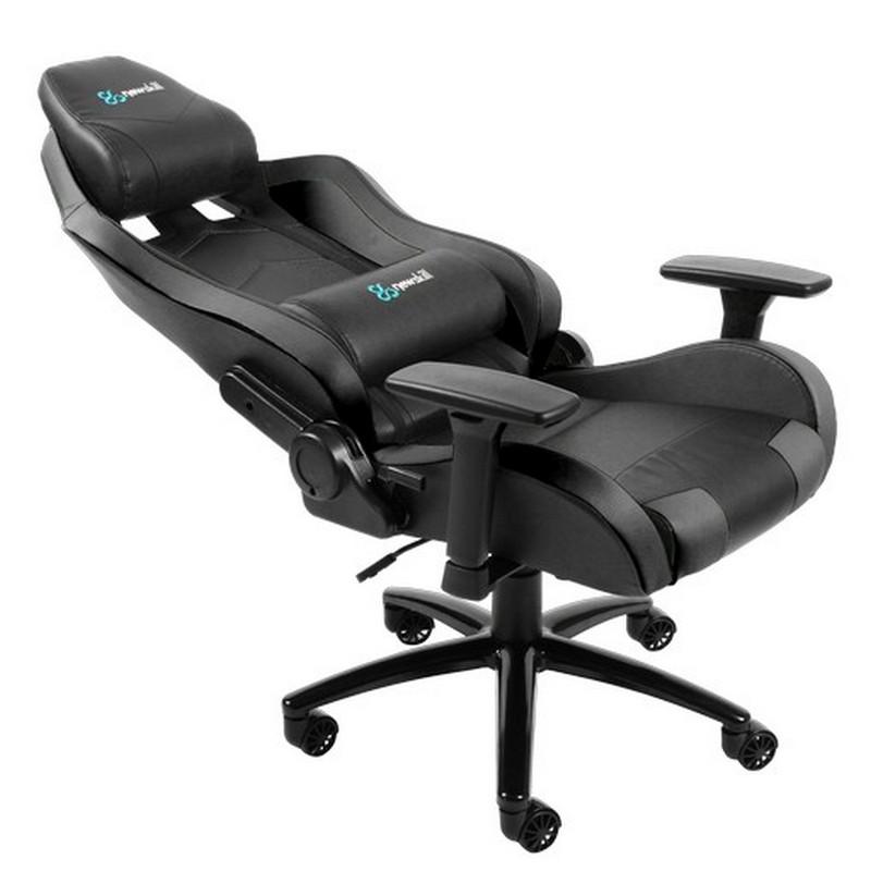 Newskill takamikura silla gaming negra reacondicionado for Precio sillas gamer