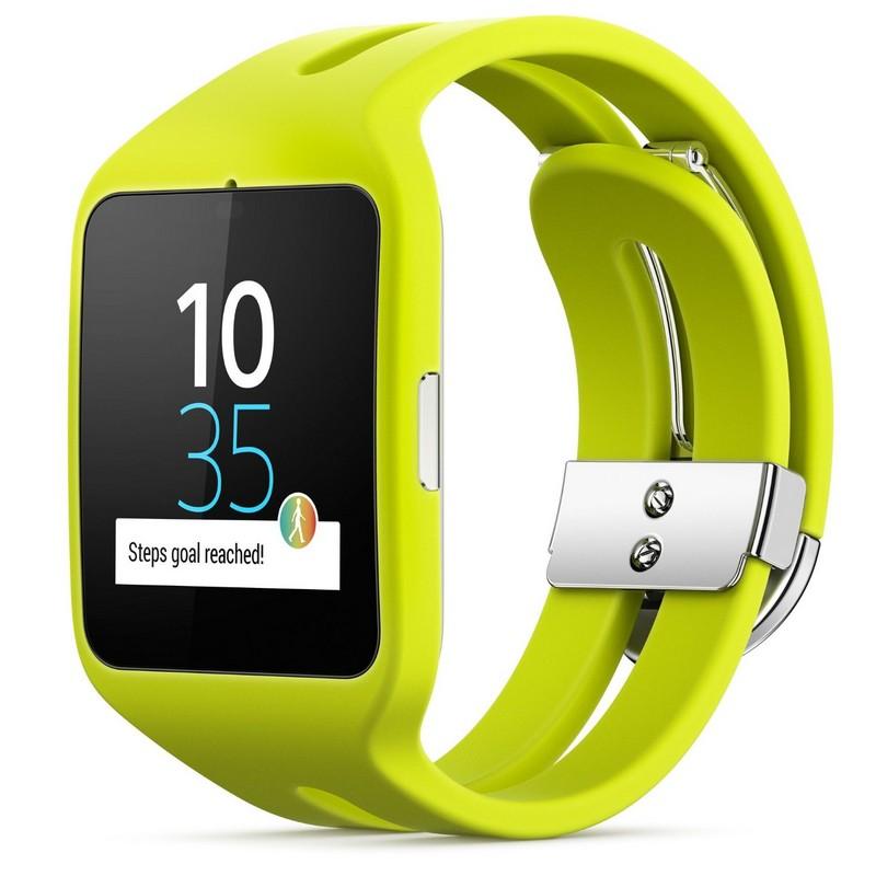 Sony Smartwatch 3 SWR50 Amarillo Lima