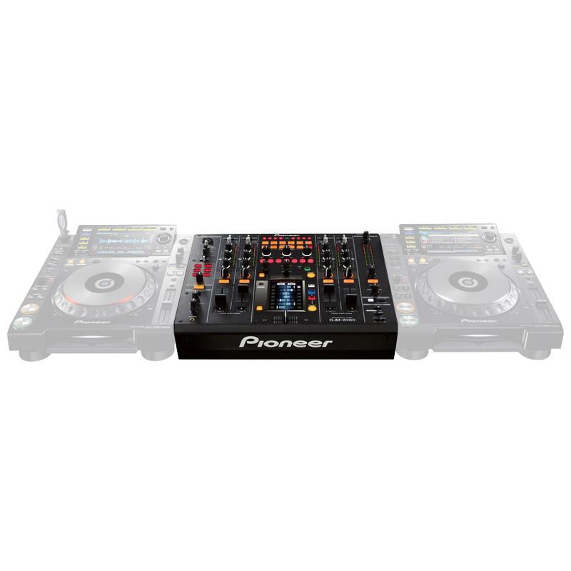 Pioneer djm 2000nxs mesa de mezclas dj 4 canales pccomponentes - Mesa dj pioneer ...