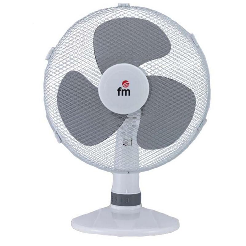 Fm s 140 ventilador de sobremesa 45w pccomponentes - Ventilador de sobremesa ...