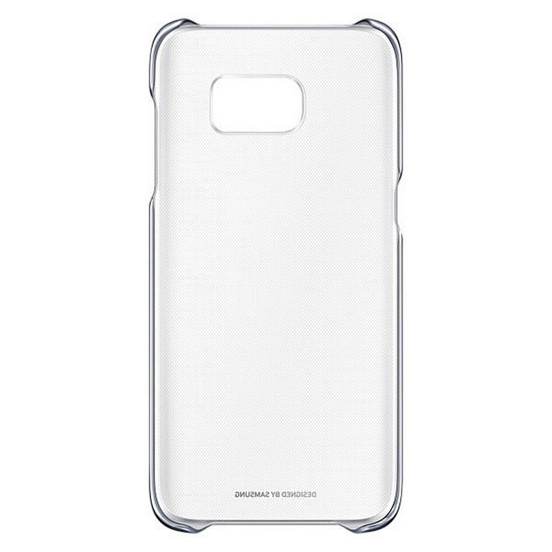 Samsung Clear Cover Negra para Galaxy S7 Edge |PcComponentes