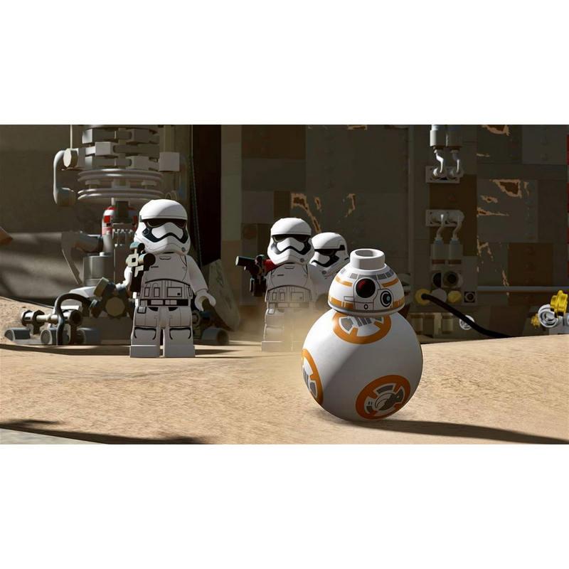 Star Wars El Despertar De La Fuerza Doblada: Lego Star Wars: El Despertar De La Fuerza PC