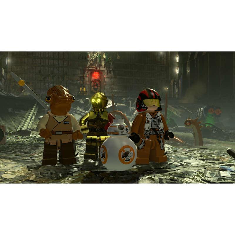 Star Wars El Despertar De La Fuerza Doblada: Lego Star Wars: El Despertar De La Fuerza PS3