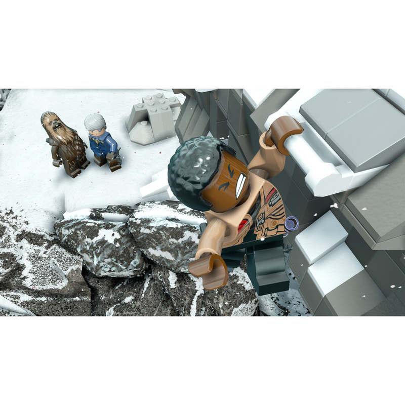 Star Wars El Despertar De La Fuerza Doblada: Lego Star Wars: El Despertar De La Fuerza Xbox 360