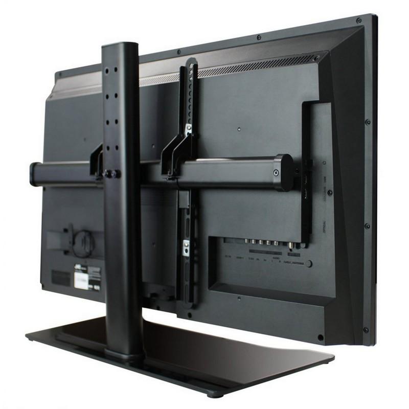 Equip soporte para televisor 32 55 vesa 600x400 max 40kg gris - Soportes de tv para techo ...