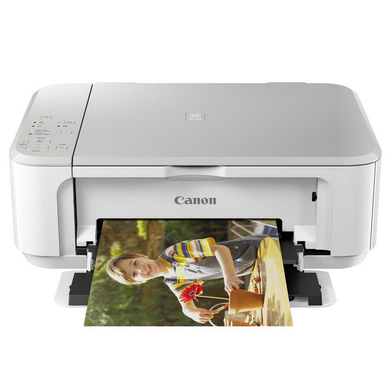 canon pixma mg3650 impresora usb wifi blanca. Black Bedroom Furniture Sets. Home Design Ideas