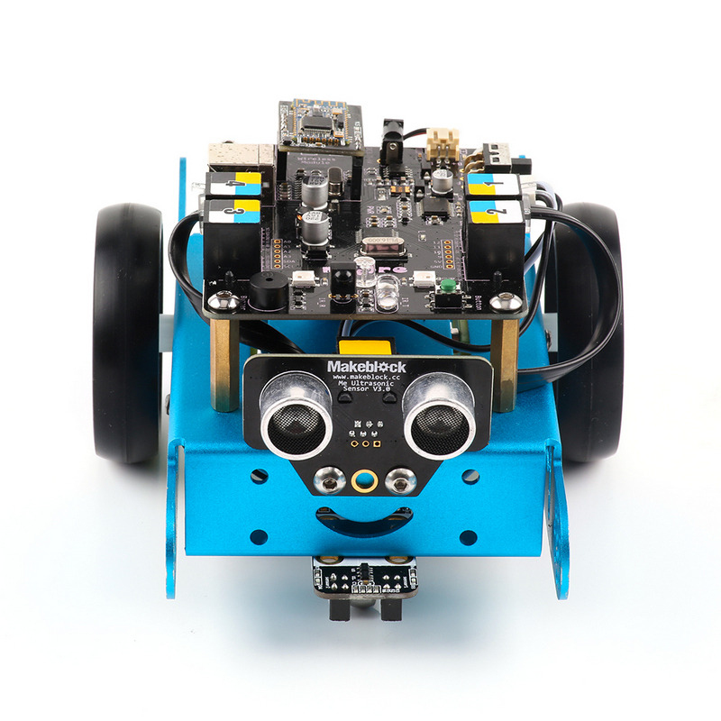 how to connect mbot to pc