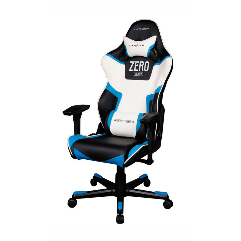 Dxracer d series oh rf118 nbw silla gaming negra blanca - Ofertas sillas gaming ...