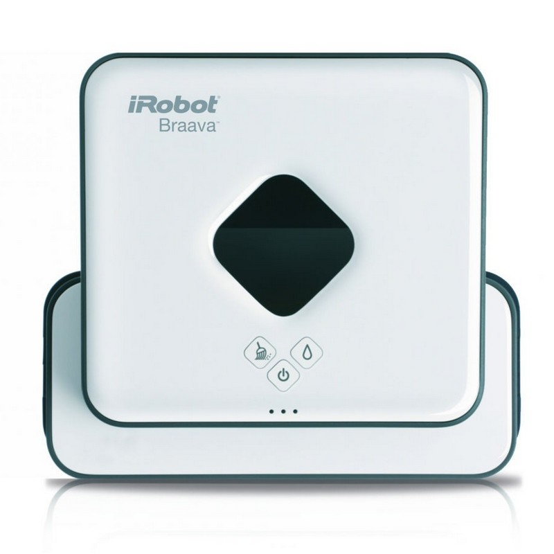 irobot braava 390t robot mopa. Black Bedroom Furniture Sets. Home Design Ideas