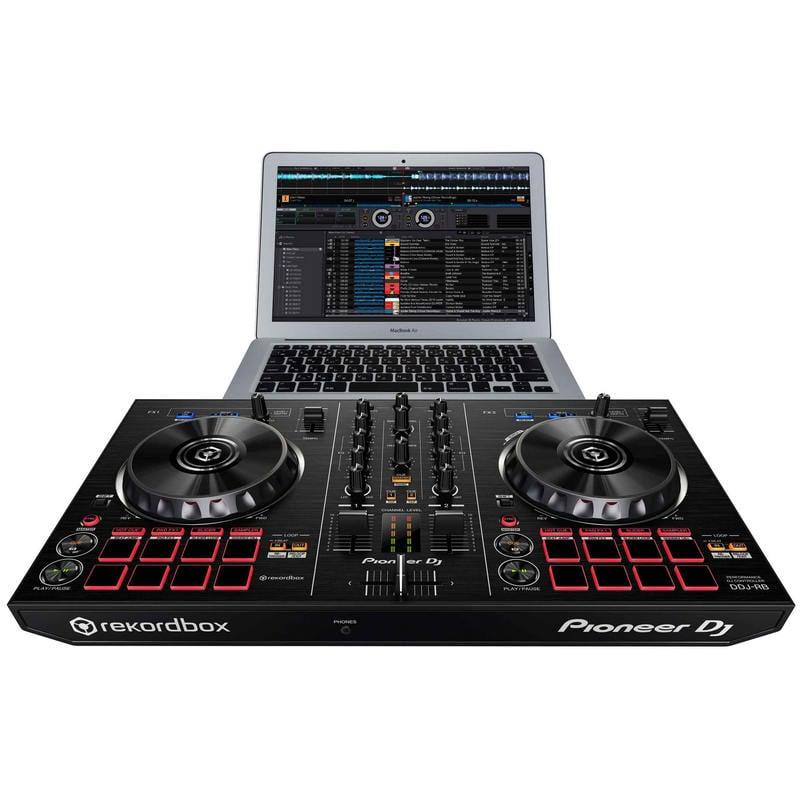 Pioneer ddj rb controladora dj 2 canales - Mesa dj pioneer ...