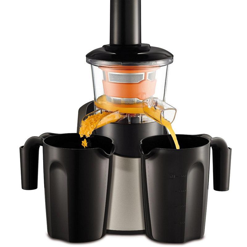 Moulinex infinity juice licuadora 200w - Extracteur de jus moulinex zu255b10 ...