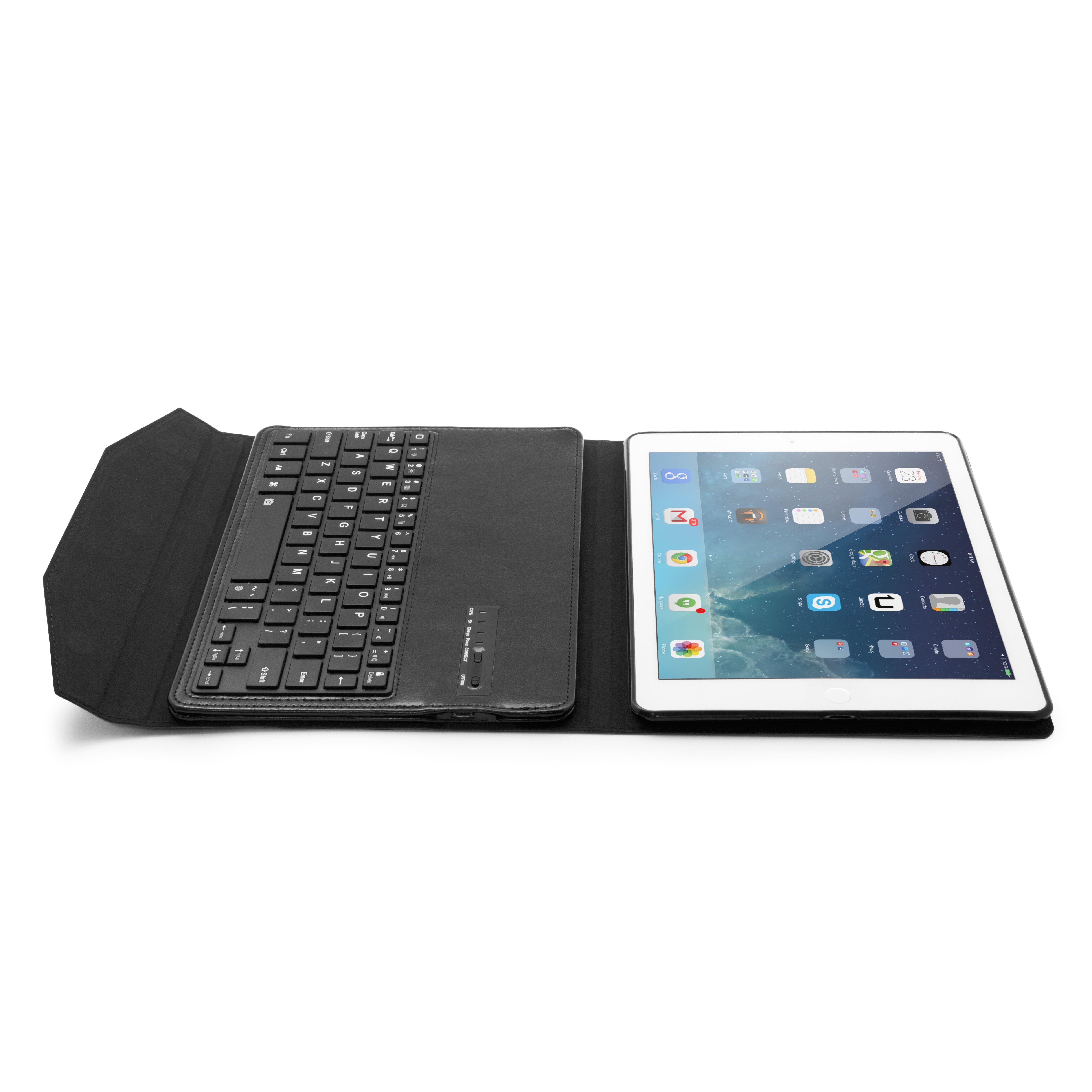 Unotec funda teclado bluetooth para ipad air 2 ipad pro 9 - Funda teclado bluetooth ...
