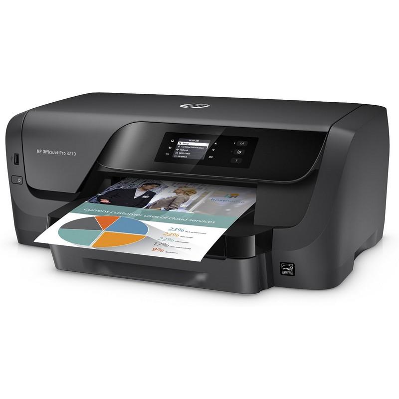HP Officejet Pro 8210 Color WiFi Dúplex