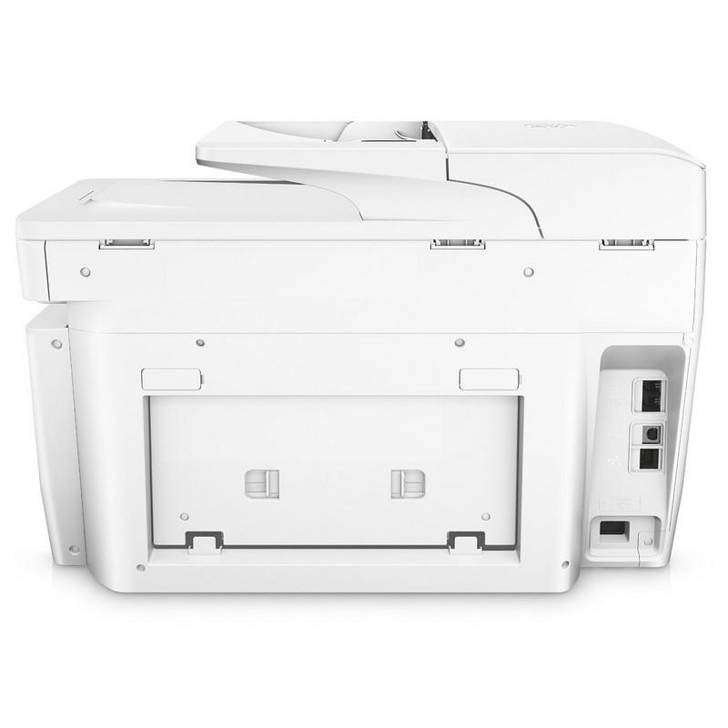 Hp Officejet Pro 8720 Multifunci 243 N Color Wifi Fax D 250 Plex