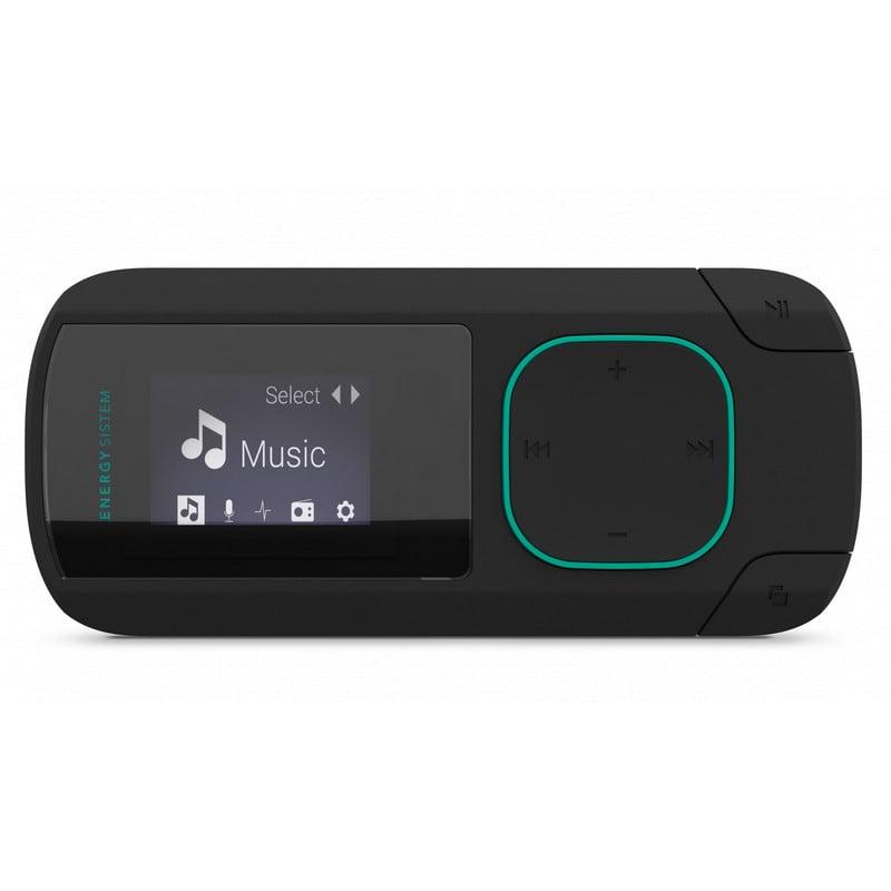 93344acc1 Energy Sistem MP3 Clip Bluetooth Mint