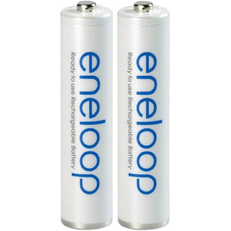 Panasonic eneloop pack 4 pilas aaa recargables 750mah - Pilas recargables aaa ...