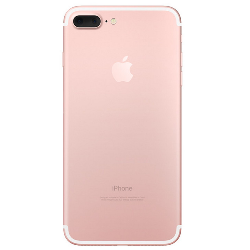 apple iphone 7 plus 32gb rosa dourado. Black Bedroom Furniture Sets. Home Design Ideas