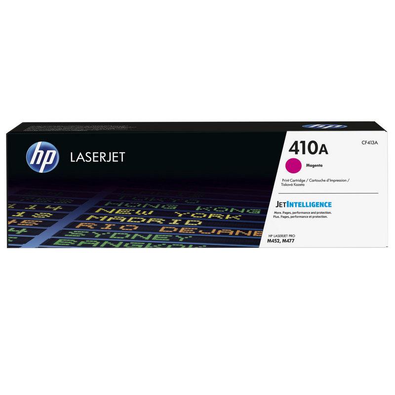 HP 410A Tóner Original Laserjet Magenta