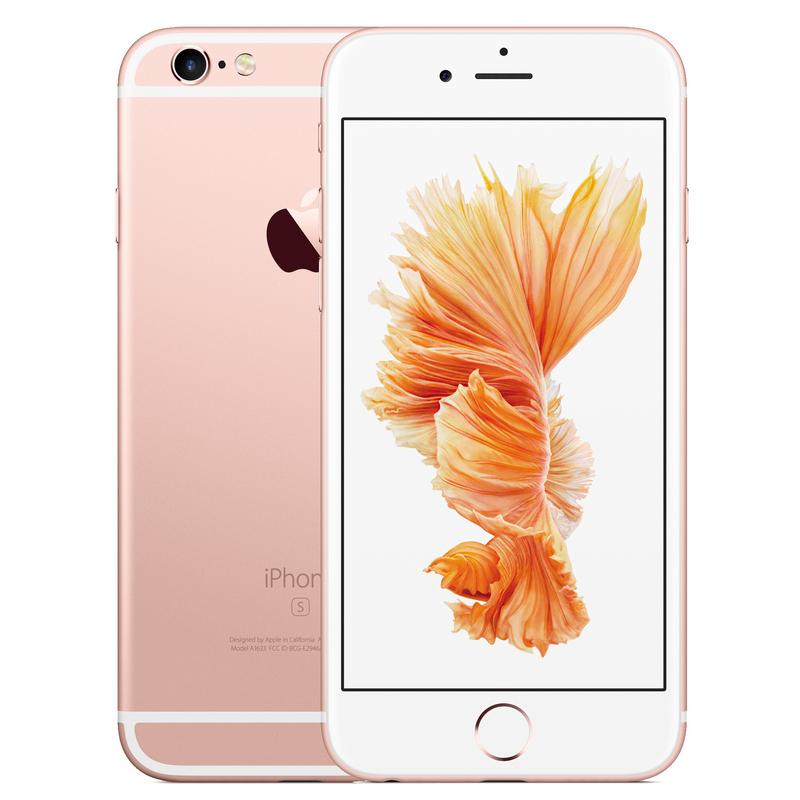 e952d0f586b Apple iPhone 6s Plus 32GB Rosa Dorado Libre