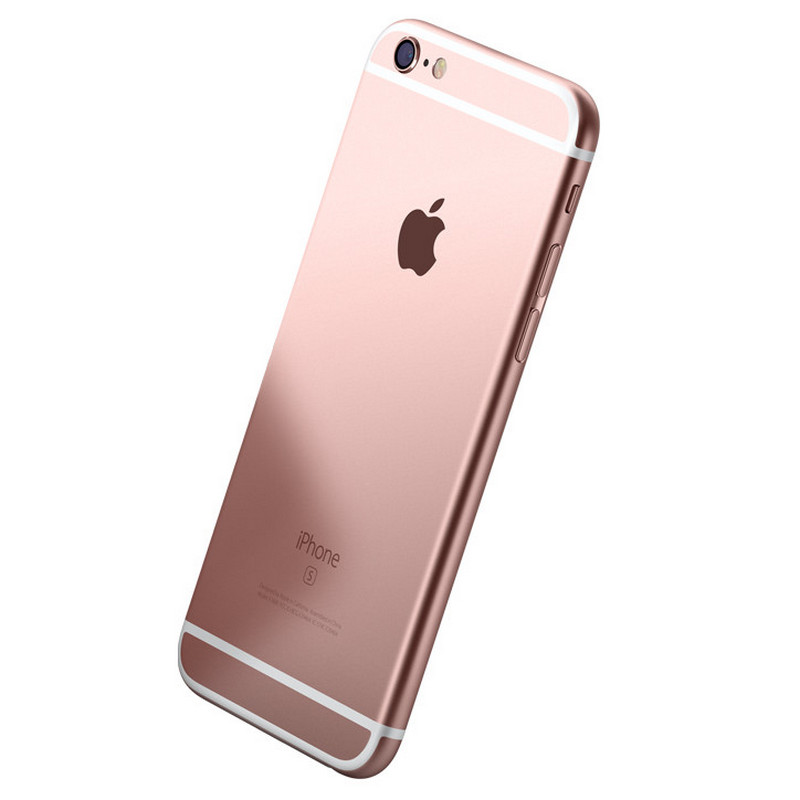 apple iphone 6s plus 32gb rosa dorado libre. Black Bedroom Furniture Sets. Home Design Ideas