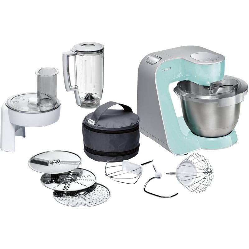 Bosch mum 5 robot de cocina verde menta for Precio de robot de cocina