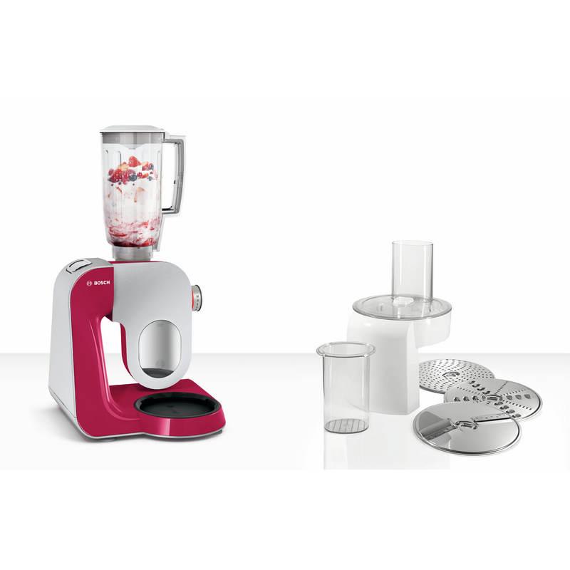 bosch mum 5 robot de cocina rosa. Black Bedroom Furniture Sets. Home Design Ideas