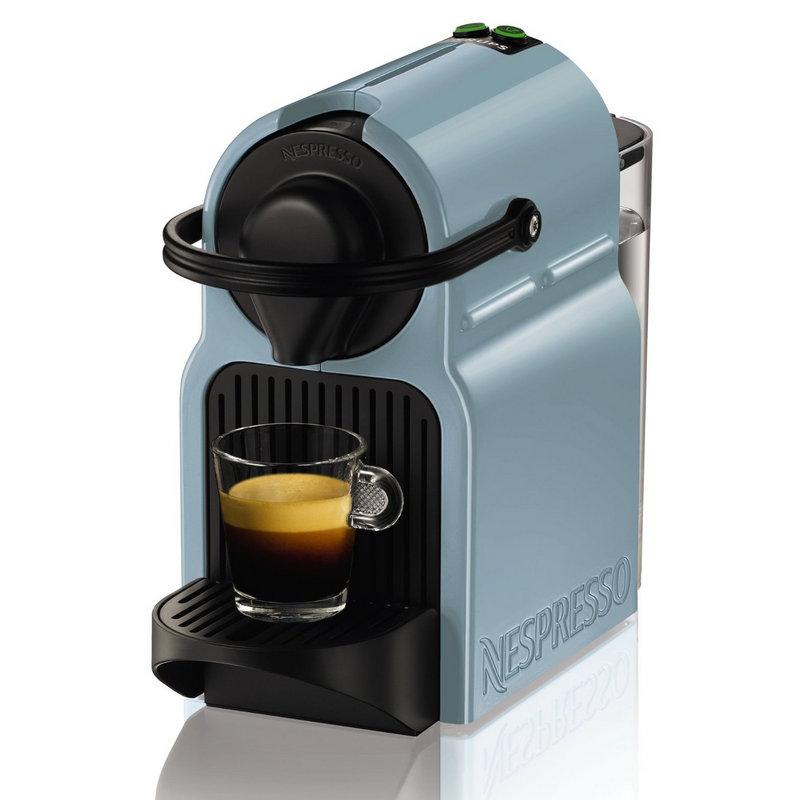 krups nespresso inissia azul. Black Bedroom Furniture Sets. Home Design Ideas