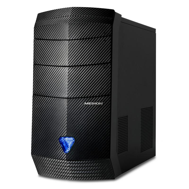 Medion Akoya P5342h Intel I7 4790 12gb 1tb Gtx750