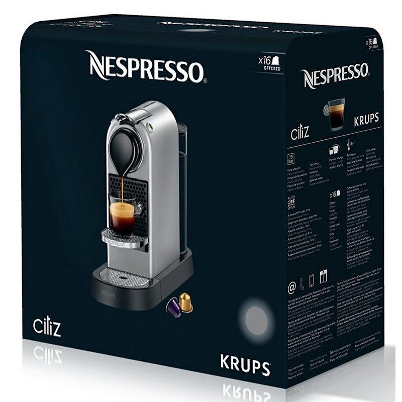 krups nespresso citiz milk tit n. Black Bedroom Furniture Sets. Home Design Ideas
