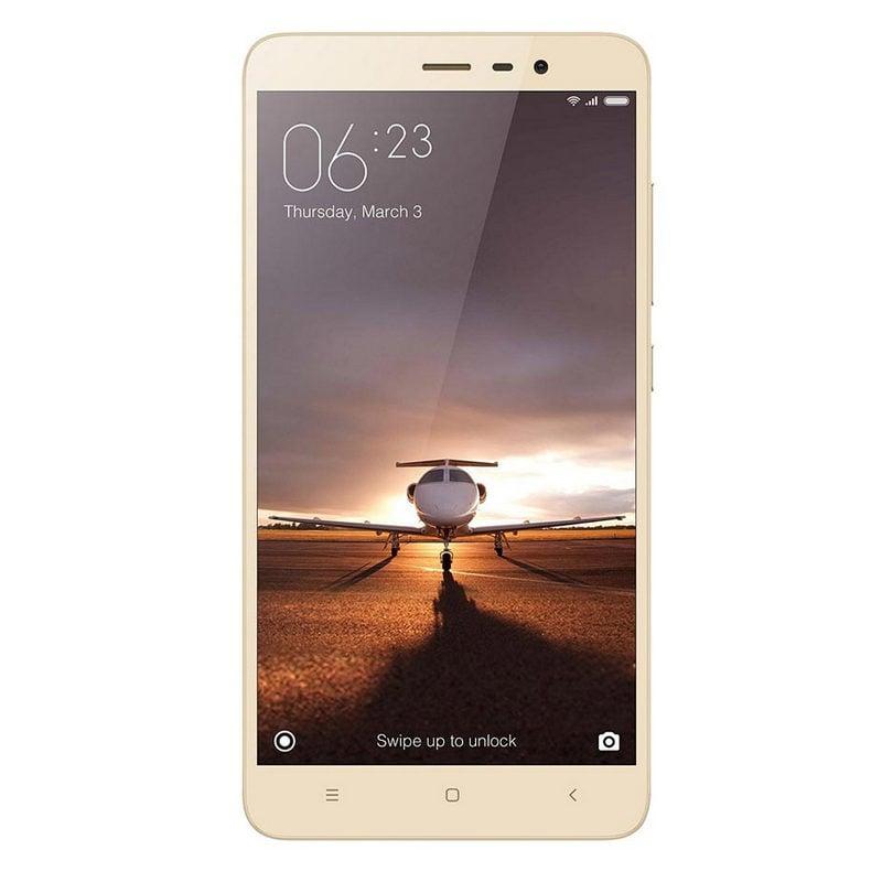d83c3af1fb8 Xiaomi Redmi Note 3 2GB/16GB 4G Dorado Libre