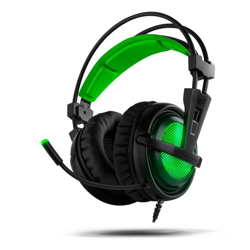 BG Xonar X6 Auriculares Gaming 7.1