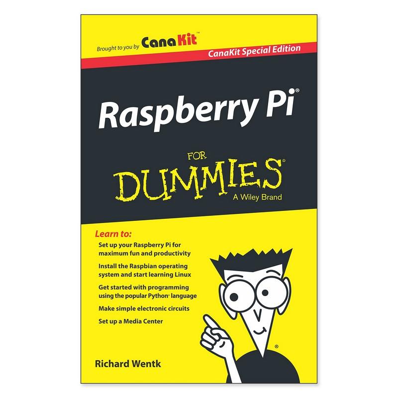 Raspberry pi kit for dummies