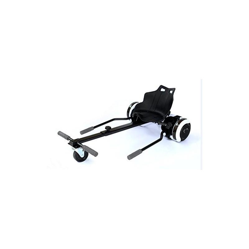 Woxter SmartGyro Go-Kart Black Hoverkart