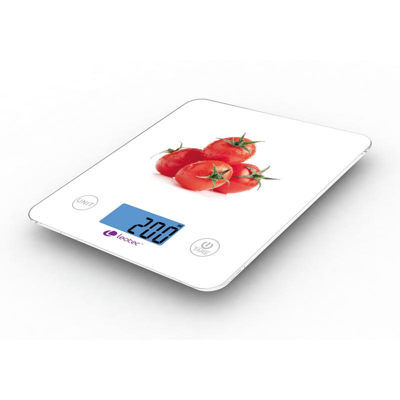 Leotec Smart Kitchen Báscula de Cocina Bluetooth
