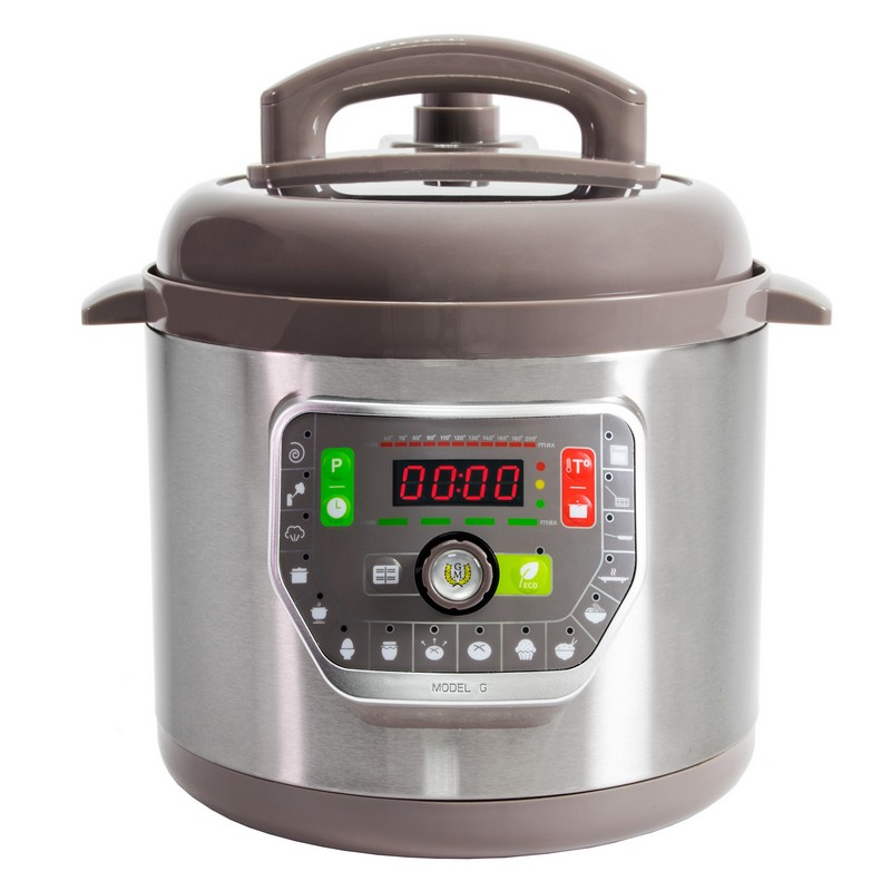 Cecotec GM Modelo G 6L Robot de Cocina Gris