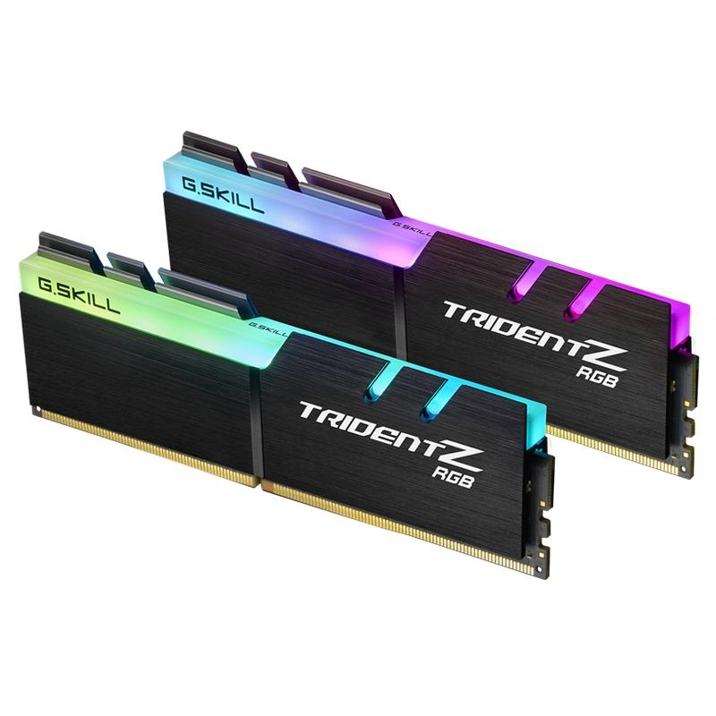 G.Skill Trident Z RGB DDR4 3600 PC4-28800 16GB 2x8GB CL16