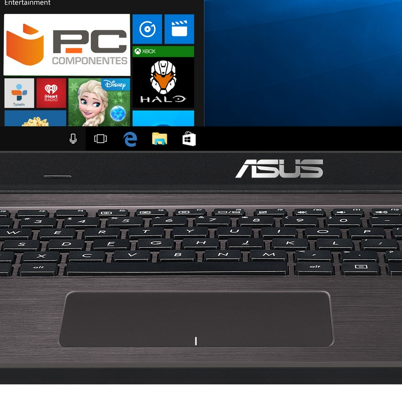 asus x756ua ty076t intel core i5 6200u 4gb 500gb 17 3. Black Bedroom Furniture Sets. Home Design Ideas