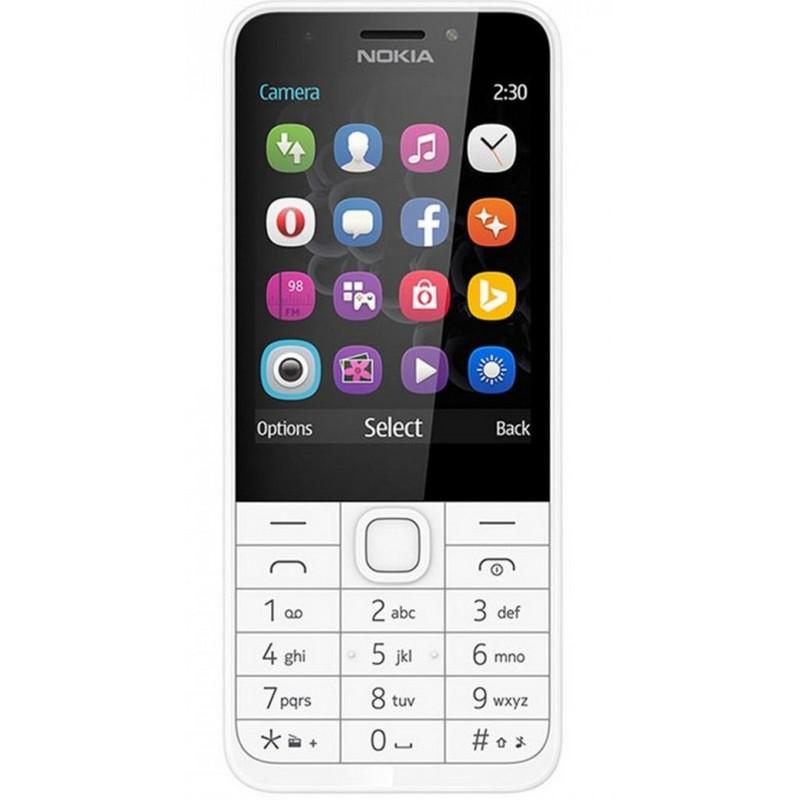 Nokia 230 Dual Sim Blanco Libre