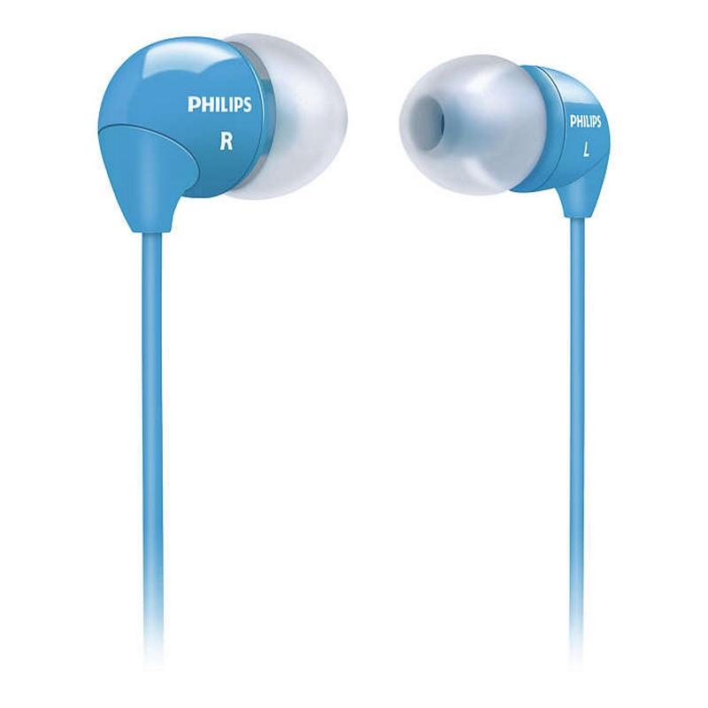 Philips SHE3590BL/10 Auriculares Azul