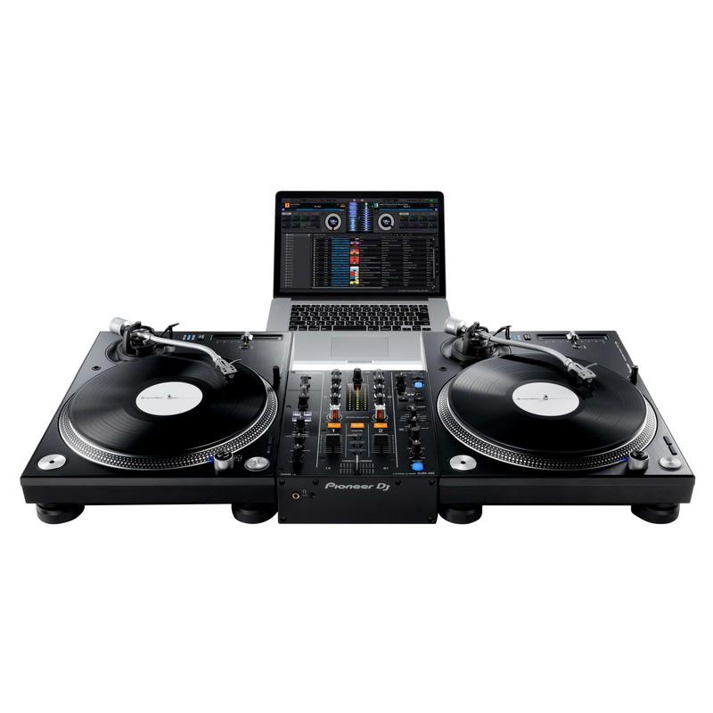 Pioneer djm 450 mesa de mezclas 2 canales - Mesa dj pioneer ...