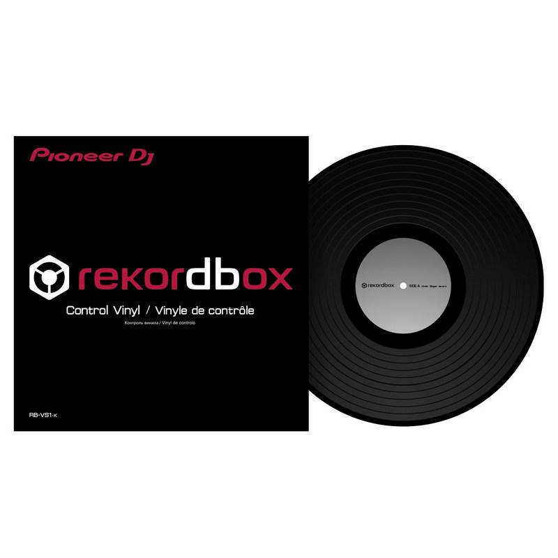 Pioneer RB-VS1-K Vinilo de Control para Recordbox