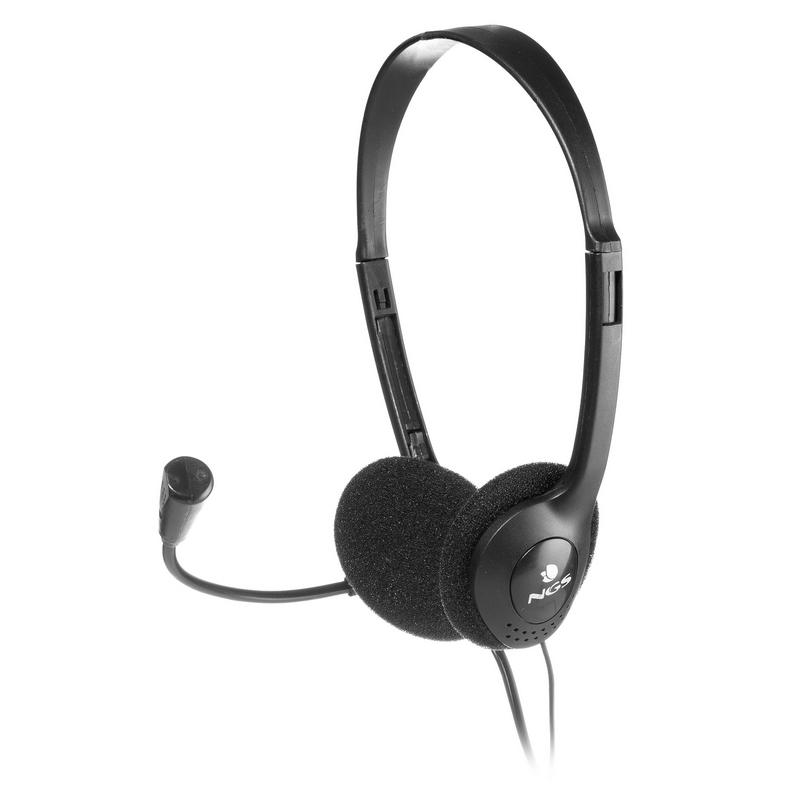 NGS Ms103 Auricular Con Micrófono